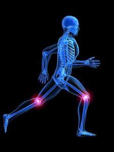 running-knee